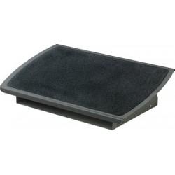 Reposapiés 3m línea confort en acero de 330x450 mm. en color gris carbón.