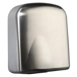 Secador de manos eléctrico sie 48-is en acero inoxidable satinado.