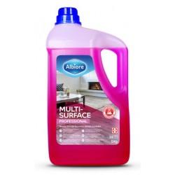 Producto de limpieza cif profesional para hornos y planchas de cocina, spray de 750 ml.