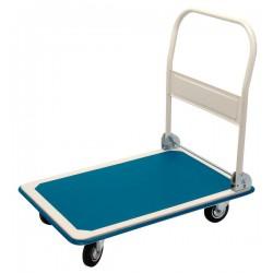 Plataforma de transporte plegable hasta 150 kgs.