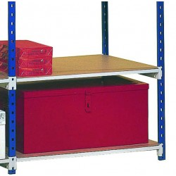 Baldas para estanteria modular Paperflow rangego de 350 mm., pack de 5 unidades.