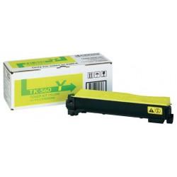 Toner laser kyocera fs-5300dn amarillo.