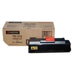 Toner laser kyocera fs-2000d negro.