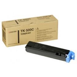 Toner laser kyocera fsc-5016n cyan.