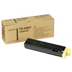 Toner laser kyocera fsc-5016n amarillo.