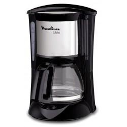 Cafetera Moulinex con filtro subito para 6 tazas.