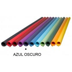 Rollo de papel kraft 70 grs. fabrisa de 1 x 5 mts. azul turquesa.