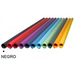 Rollo de papel kraft 70 grs. fabrisa de 1 x 3 mts. negro.