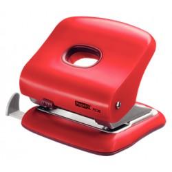 Taladro de 2 punzones rapid fashion fc30 en color rojo.