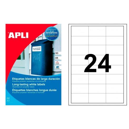 Conjunto de 5 Leitz Plus Blanco correo basura a 70mm