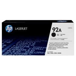 Toner laser hewlett packard laserjet 1100/3200 negro.
