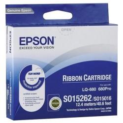Cinta impresora matricial epson lq-670/860/1060/2500.