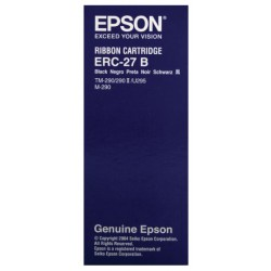 Cinta impresora epson tm-290/290ii/295 erc-27b.