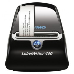 Impresora electrónica dymo labelwriter 450.