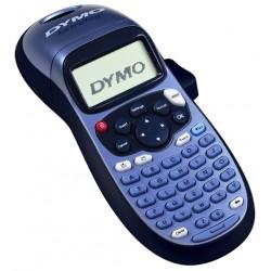 Rotuladora electrónica dymo letratag lt100-h portátil en color azul / negro.