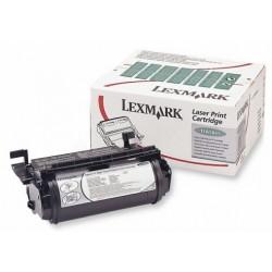 Toner laser lexmark optra t-61x negro.