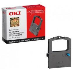 Cinta impresora matricial oki microline 380/390/391/3390/3391.