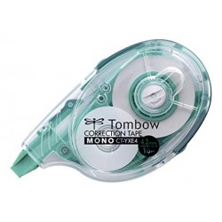 Cinta correctora recargable tombow de 4,2 mm. x 16 mts.