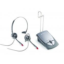 Auricular con amplificador plantronics s12.