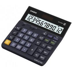 Calculadora de sobremesa casio dh-12ter 12 dígitos.