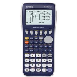 Calculadora gráfica casio fx-9750gii.