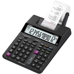 Calculadora con impresora casio hr-150rce de 12 dígitos.