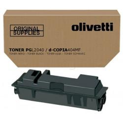 Toner laser fotocopiadora olivetti pgl-2040/d-copia 404mf negro.