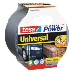 Cinta adhesiva americana tesa de 10 mts. x 50 mm.