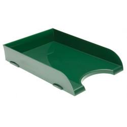 Bandeja portadocumentos archivo 2000 ref. 745 en color verde.