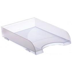 Bandeja portadocumentos archivo 2000 ref. 745 tl en color cristal translúcido.