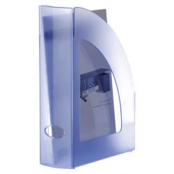 Revistero archivo 2000 ref. 2004 tl en color azul translúcido.
