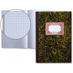 Libro miquelrius cartoné cuadrícula 4 mm. en formato Fº natural, 100 hj. 70 grs.