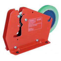 Máquina precintadora de bolsas tesa 12 mm. en color rojo.