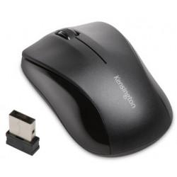 Ratón óptico de sobremesa inalámbrico kensington valumouse, usb de 2.4 ghz, 3 botones y rueda de desplazamiento, color negro.