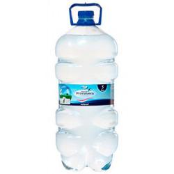Agua mineral natural fuente primavera, garrafa de 5 l.