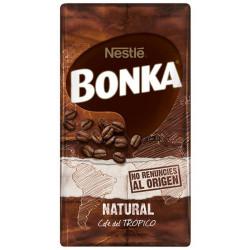 Cafe molido bonka natural, paquete de 250 grs.