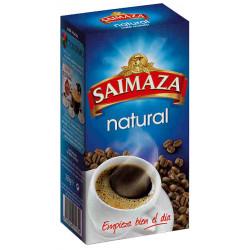Cafe molido natural superior saimaza paquete de 250 grs.