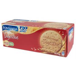 Galletas fontaneda digestive, caja de 400 grs.