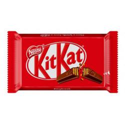 Barritas nestle Kit Kat classic, paquete de 4 unidades.