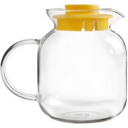 Jarra para liquidos ibili de borosilicato de 1 litro de capacidad.