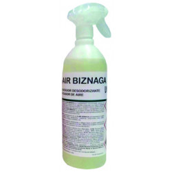 Ambientador spray ikm k-air fragancia jazmin, botella de 1 litro.