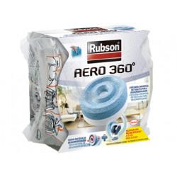 Recambio de pastilla para deshumificador rubson aero 360.