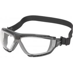 Gafas de protección deltaplus go-spec tec en policarbonato cristal incoloro.