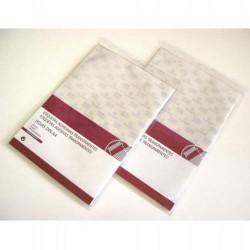 Blister de 20 hojas en din a-4 de etiquetas de acetato transparente unioffice para ink-jet, láser y fotocopiadora de 63,5x38,1 m