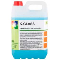 Limpiacristales ikm, garrafa de 5 litros.