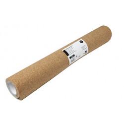 Corcho adhesivo en rollo liderpapel en formato 45x100 cm.