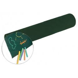 Pizarra adhesiva verde en rollo liderpapel en formato 45x200 cm.