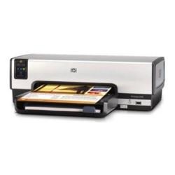 Impresora hewlett packard deskjet 6940.