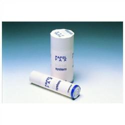 Rollo de papel para fax térmico de 216 mm. x 50 mts.