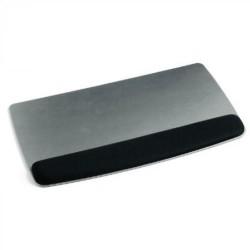 Soporte teclado 3m prevención total en color negro/gris.